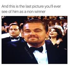 Leonardo Dicaprio Meme Oscar - saying goodbye to the legendary leonardo dicaprio no oscar memes
