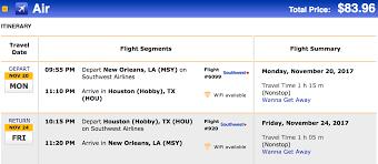 southwest airlines black friday sale deal alert southwest flash sale for thanksgiving travel
