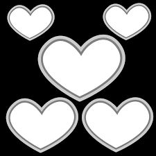 heart 4 coloring book colouring sheet page scallywag coloring book