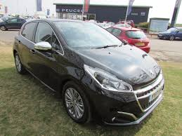 peugeot uk used cars used peugeot 208 and second hand peugeot 208 in goole