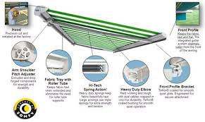 Commercial Retractable Awnings Commercial Awnings For Businesses By Betterliving
