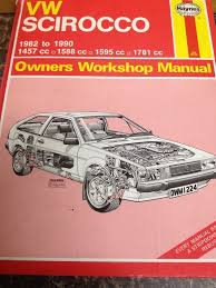 vw scirocco mk2 haynes manual 10 in ormeau road belfast
