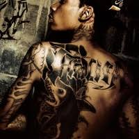 http www only tattoos com generate a self made wiz khalifa back