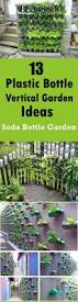 Vertical Garden Pot - 13 plastic bottle vertical garden ideas soda bottle garden
