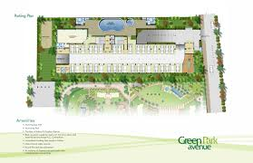 overview green park avenue at kondapur a u constructions pvt