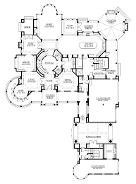 luxury house plans with indoor pool house plan 341 00296 craftsman plan 7 900 square 5