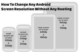 android resolution 2020tech changing any android screen resolution without any rooting