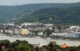 Kino Bonn Bad Godesberg Riss An Tanker Schiffskollision Auf Dem Rhein Bei Bonn Bad