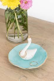 ceramic svan ring holder images Swan ring holder francesca 39 s tif&a