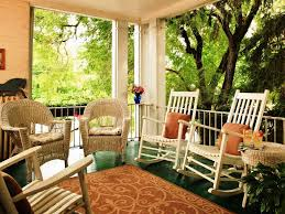 Screened In Porch Decor by Decorating With Front Porch Furniture Ideas U2014 Completing Your Home