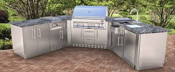 stainless steel cabinets for outdoor kitchens newage products outdoor kitchen cabinets 65052 64 1000 stainless