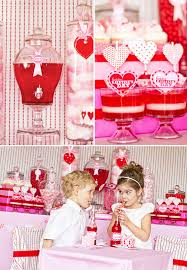 Valentine S Day Birthday Decor by I Heart Valentine U0027s Day U0026 This Party Theme Hostess With The