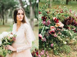 untamed a wildly romantic wedding fashion editorial