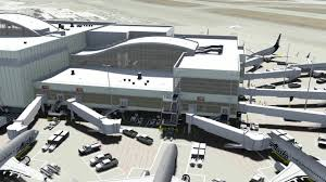 Seattle Airport Map Terminal by Expanded Terminal For Alaska Airlines Ok U0027d At Sea Tac The