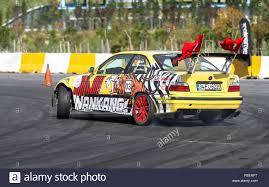 bmw e36 m3 drift ozer mollamehmetoglu drives bmw e36 m3 turbo of nankang drift team