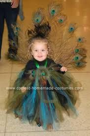 Halloween Costumes Coolest Homemade Peacock Costume Peacocks Costumes Tutu