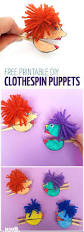 craft these quirky paper puppets paper puppets puppet and free