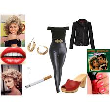 Bad Sandy Halloween Costume Grease Bad Sandy Polyvore