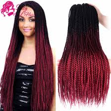 where to buy pre twisted hair red ombre braiding hair australia new featured red ombre