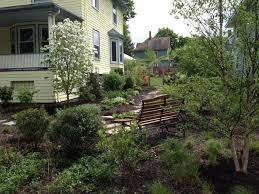Lawn Free Backyard A No Lawn Garden Of Native Plants Front Yard Makeover