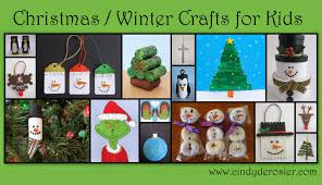 cindy derosier my creative life holiday crafts