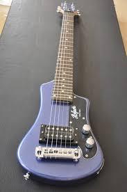 mini guitar hofner shorty travel guitar mini electric guitar color