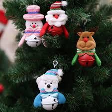 popular christmas doll ornaments buy cheap christmas doll