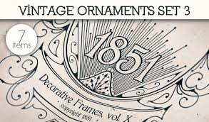 the vintage design bundle 727 worth of premium resources with an