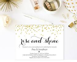 after wedding brunch invitation wording wedding brunch invitations sunshinebizsolutions
