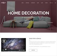 theme home decor 22 home decor woocommerce themes templates free premium