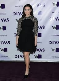 demi lovato pic 834123 black dresses pinterest celebrity