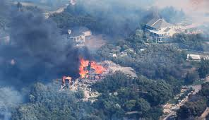 Wildfire Credit Union Locations by 6 Structures Destroyed 619 Acres Burned After Fire Erupts In