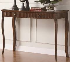 Sofa Back Table by Oak And Glass Sofa Table Glass Sofa Table Looks Very Elegant