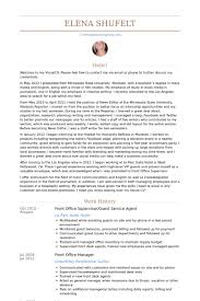 Leasing Consultant Resume Sample by Service Agent Resume Samples Visualcv Resume Samples Database