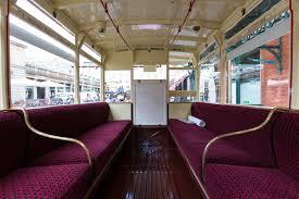 London Bus Interior Unveiling The Restored B Type Bus London Transport Museum Blog