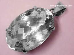 rock crystal quartz necklace images Rock crystal facet grade rough flawless natural quartz crystal jpg