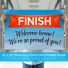 Surprise Welcome Home Ideas by Instant Download Missionary Welcome Home Poster Fill The Airport