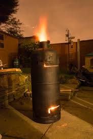 What Is Patio Gas by Gas Bottle Log Wood Burner Camping Oven Stove Smoker Grill Bbq
