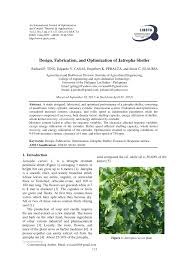 jatropha wikipedia design fabrication and optimization of jatropha sheller pdf