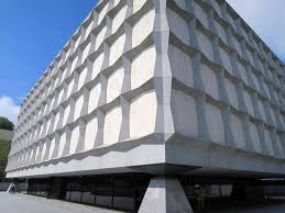 beinecke rare book and manuscript library concrete structure
