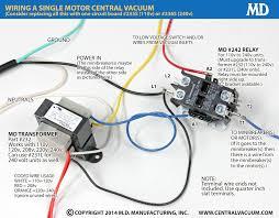 28 amp relay central vacuum