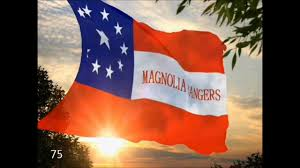 What Is The Flag Of Alabama The Many Flags Of Dixie Youtube