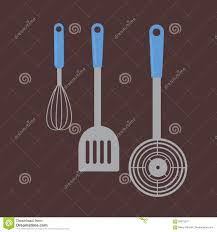 Kitchen Materials by Kitchen Materials Stock Illustration Image 85975247