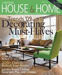 Home Decor Magazines House U0026 Home Magazine Jeremy Gutsche On Home Decor Trends In U002709