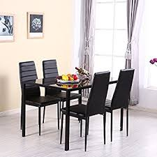 4 chair dining table set ebs black glass dining table and 4 chairs dining room furniture set