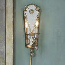 Mirrored Wall Sconce 102 Best Wall Sconces Images On Pinterest Appliques Wall