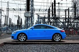 audi tt electric audi tt blue electric by theprodiqy on deviantart