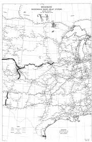 Pony Express Route Map by At U0026t Long Lines Places And Routes