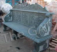 marble marble benches thegatz