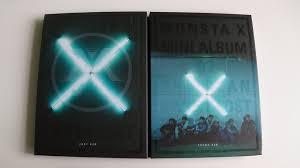 Photo Album Fo Unboxing Monsta X 몬스타엑스 3rd Mini Album The Clan 2 5 Part 1